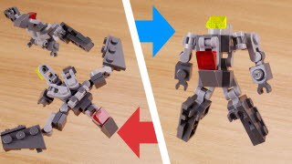 Micro bird monster transformer robot - Dino Bird