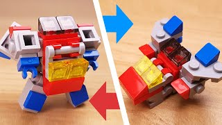 Fighter Jet Transformer Robot (similar with Starscream)
