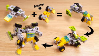 Sports car, fighter jet and robot triple changer transformer mecha (similar to Springer) - Jumper